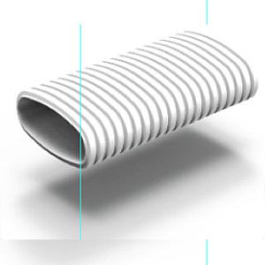 德国新风系统-热交换新风系统-如何选购新风系统-一体化新风系统-配件-菲力管道系统-扁管
