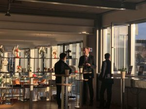 Dephina air1全能中央新风系统 德国太阳神新风系统展厅2