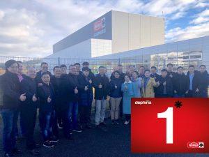 Dephina air1全能中央新风系统德国培训班0