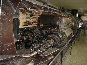 1906年建造的U 1潜艇