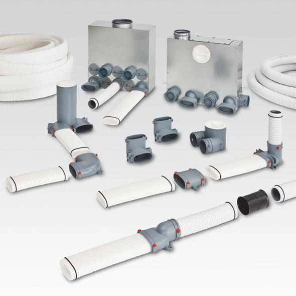 Flexpipe菲力新风管道系统及配件
